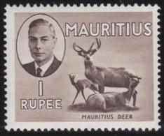 Mauritius       .    SG     .     287        .       *         .      Ongebruikt    .    /  .     Mint-hinged - Mauritius (...-1967)