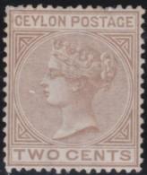 Ceylon       .    SG     .      121      .       (*)         .      Geen Gom    .    /  .    No Gum - Ceylon (...-1947)