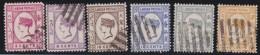 Labuan        .    SG     .        6  Stamps      .       O      .   Gebruikt    .    /  .   Cancelled - Groot-Brittannië (oude Kolonies En Protectoraten)