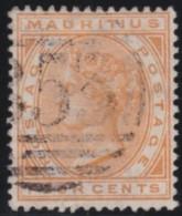 Mauritius          .    SG     .     104         .       O      .   Gebruikt    .    /  .   Cancelled - Mauritius (...-1967)