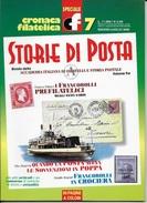 STORIA DI POSTA - N° 07 - MAGGIO LUGLIO  2000 - SPECIALE CRONACA FILATELICA - Italiane (dal 1941)