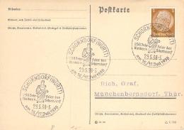 SST Schorndorf (Württ) 250 Jahre Feier Der Weiber V.Schorndorf 1938 - Germania