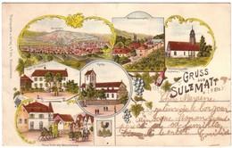 SULZMATT - Gruss Aus - France
