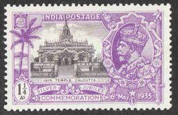 India - Scott #145 MH - 1911-35 Roi Georges V