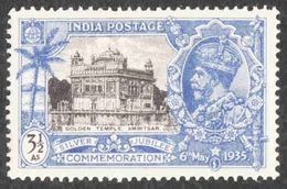India - Scott #147 MH - 1911-35 Roi Georges V