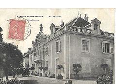 CPA 88 VOSGES / BAZOILLES SUR MEUSE / Le Château 1906 - Frankreich