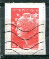 France 2011 - YT 4566 (o) Sur Fragment - Francia