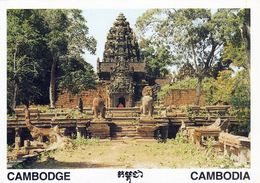 1 AK Kambodscha Cambodia * Der Tempel Banteay Samré - Ein Khmer-Tempel Erbaut Im 12. Jh. UNESCO Weltkulturerbe * - Cambodia