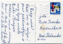 Yugoslavia - Postcard - Carte Postale - Yugoslavia