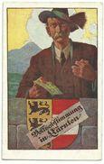 Volksabstimmung In Kärnten Signiert Kutzer 1920 - Österreich