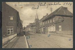 +++ CPA - HAELEN - HALEN - Rue Basse Et Eglise - Nederstraat En Kerk - Nels  // - Halen