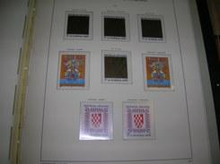 Croazia 1991 Tax Stamps Nuovi  See Scans - Croacia