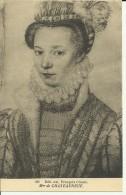 Bibl. Nat. - François Clouet - Mme De Chateauneuf - Peintures & Tableaux