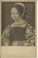 National Gallery - Mabuse - Jacqueline De Bourgogne - Peintures & Tableaux