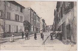 Cormeilles-en-Parisis - La Grande Rue - Cormeilles En Parisis