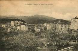 130118B - 30 GAGNIERES L'église Et Le Quartier Du Vanel - Other Municipalities