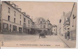 Cormeilles-en-Parisis - Place De L'Eglise - Cormeilles En Parisis