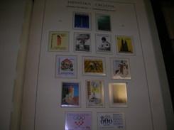 Croazia 1996 Tax Stamps  Nuovi  See Scans - Croacia