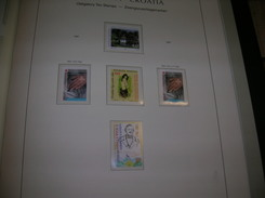 Croazia 1997 Tax Stamps  Nuovi  See Scans - Croacia