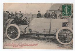 LE MANS (Sarthe) - Circuit Du Mans 1912.- Grand Prix De France (2e Année) - De Vere Sur Cote - Bon état. - Le Mans