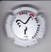 PLACA DE CAVA DE LA FIRA DEL GALL  (CAPSULE) COQ- GALLO - Sparkling Wine