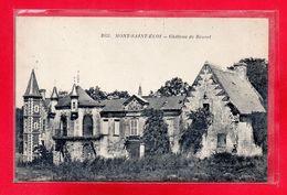 62-CPA MONT-SAINT-ELOI - CHATEAU DE BEAREL - Autres Communes