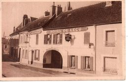 Pont Sur Yonne - Hôtel De L' Ecu - 1951 - Pont Sur Yonne