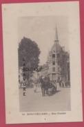 25 MONTBELIARD--Rue Cuvier--attelage--animé - Montbéliard