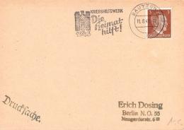 MWST Bautzen 1943 Kriegshilfswerk Die Heimat Hilft! - Deutschland