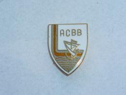 Pin's BATEAU A.C.B.B. - Boats