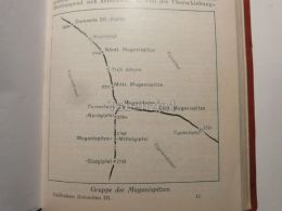 Rosengartengruppe Catinaccio Valbuongruppe Gruppe Der Mugonispitzen Italy Austria Gravour Print 1928 - Mappe