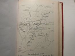 Palagruppe Pale Di San Martino Croda Grande Gruppe Fradusta Italy Austria Gravour Print 1928 - Carte Geographique