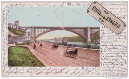 New York City -  Cpa / Washington Bridge And Speedway. - Ponts & Tunnels