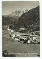 ALBA DI CANAZEI - GRUPPO SELLA - VIAGGIATA  FG - Trento