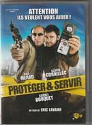 DVD  PROTEGER ET SERVIR  Kad Merad   ( Etat: TTB Port 110 GR Ou 30g ) - Comedy