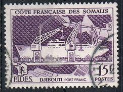 COTE DES SOMALIS N°285 - Côte Française Des Somalis (1894-1967)