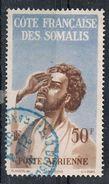 COTE DES SOMALIS AERIEN N°20 - Côte Française Des Somalis (1894-1967)