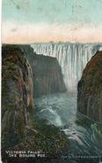 ZIMBABWE - ZAMBIE - Victoria Falls - The Boiling Pot - Zimbabwe