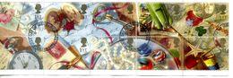 GRANDE BRETAGNE- U.K - ROYAUME UNI 1992 -  - YVERT N° 1596 à 1605 Oblitere - 1952-.... (Elizabeth II)