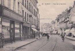 SV    / N°  29   /  D76  / ELBEUF  RUE DE LA BARRIERE  D76 - Elbeuf