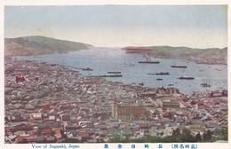 VIEW OF NAGASAKI / 12/08/1928 - Japon