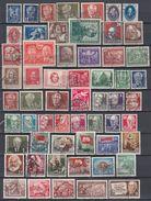 DDR Lot 58 Marken Gestempelt Anfangsjahre Ansehen !!!!!!!!!!!!!! - Briefmarken