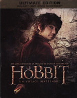 DVD Blu Ray + DVD 3CD EDITION ULTIMATE LE HOBBIT Boitier Métal PORT POST Poid 200 Gr TTB - Fantasy