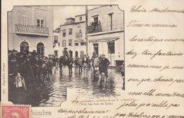 °°°°°   COIMBRA / CHEIA NAS RUAS DA BAIXA    °°°°°   ///////  REF  JANV. 18  / N° 5289 - Coimbra