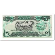 Billet, Iraq, 25 Dinars, 1990, KM:74b, SPL+ - Iraq