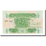 Billet, Iraq, 1/4 Dinar, 1993, KM:77, SPL+ - Iraq
