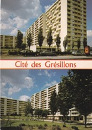 CPM De GENNEVILLIERS  (92)  -  Cité  Des  Grésillons   //  TBE - Gennevilliers