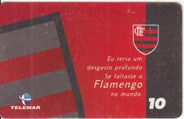 BRAZIL(Telemar) - Flamengo FC, 10/99, Used - Sport