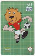 BRAZIL(Telefonica) - History Of Portuguese/Portuguese Sports/Football/Mascote, Tirage 15000, 08/03, Used - Sport