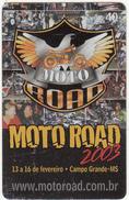 BRAZIL(Brasil Telecom) - Moto Road 2003, 01/03, Used - Motorbikes